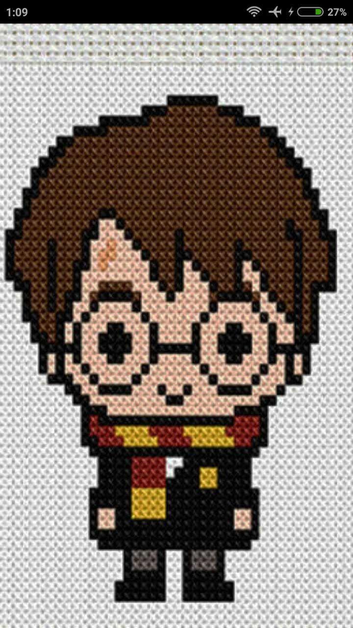 Free Harry Potter Cross Stitch Charts 26 From 44 Harry Potter Cross Stitch Char Harry Potter Perler Beads Cross Stitch Charts Harry Potter Cross Stitch Pattern