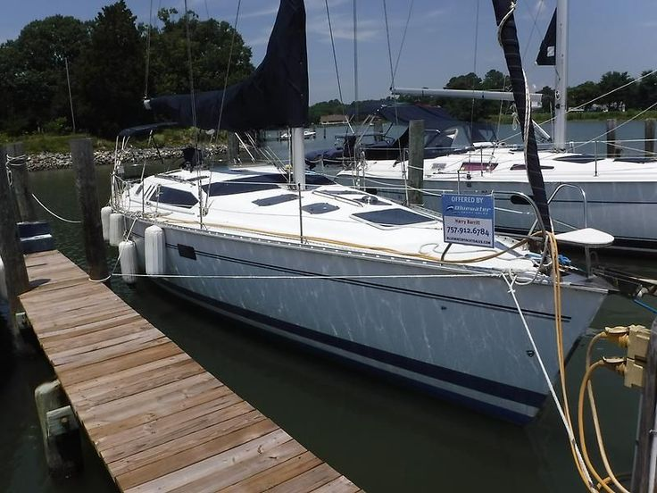 1994 Hunter Sailboat Sail Boat For Sale - www.yachtworld.com
