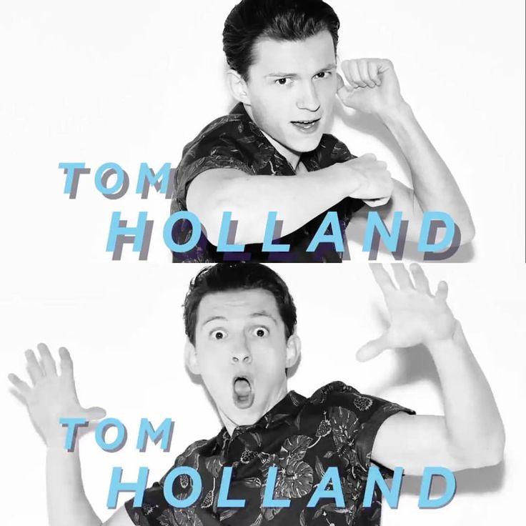 Tom Holland for Lip Sync Battle