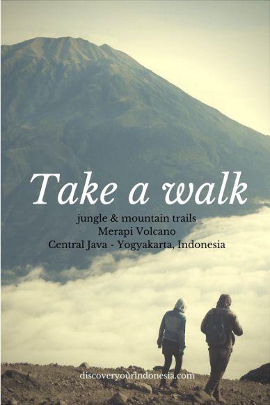 Hiking Mount Merapi: The Beauty of Fire Mountain