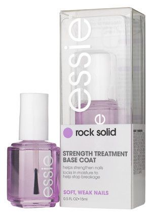 This shit works WONDERS. Never used to use base coats but now that I started using this stuff I will never stop! My nails  grow so fast and are hard as, well, rock plus my nail polish chips a thousand times slower. <3