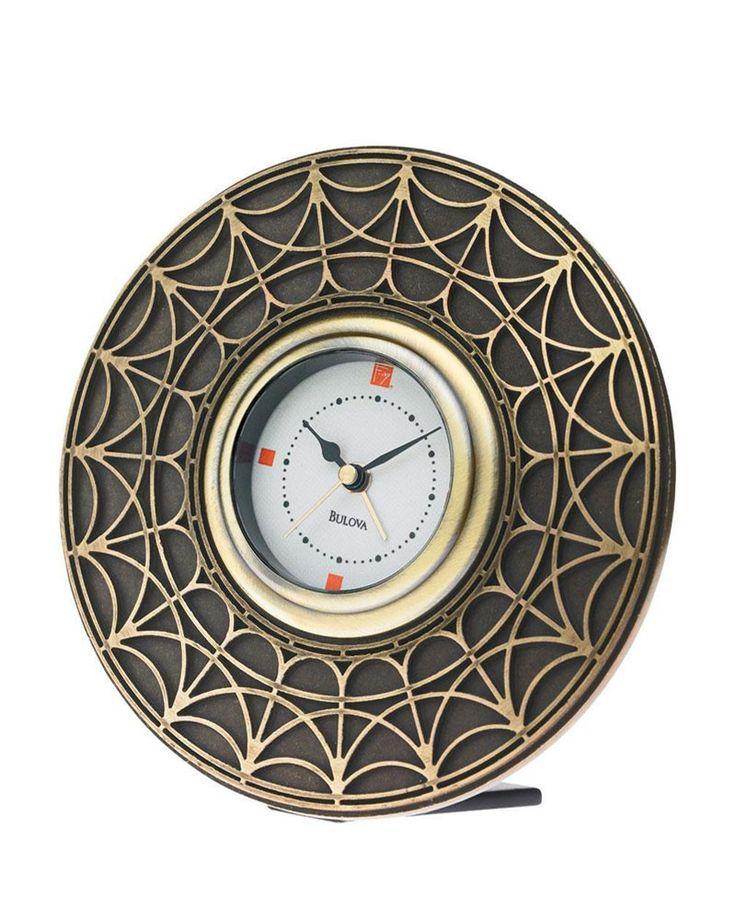 FLW Blossom House Alarm Clock