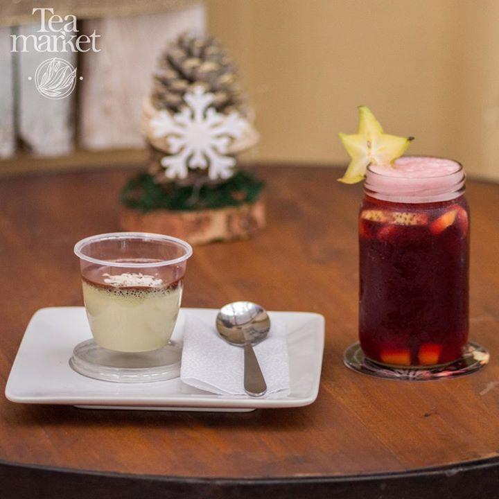 ¿Alguna vez has probado nuestra Panna Cotta exclusivamente en Tea Market?  NUEVA TISANA Mira a detalle en facebook: https://www.facebook.com/teamarketcolombia/photos/a.182731265255383.1073741829.182628815265628/323897074472134/?type=1