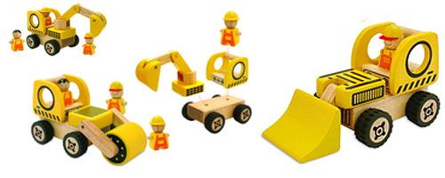 I'm Toy Road Vehicle Play Set - UrbanBaby