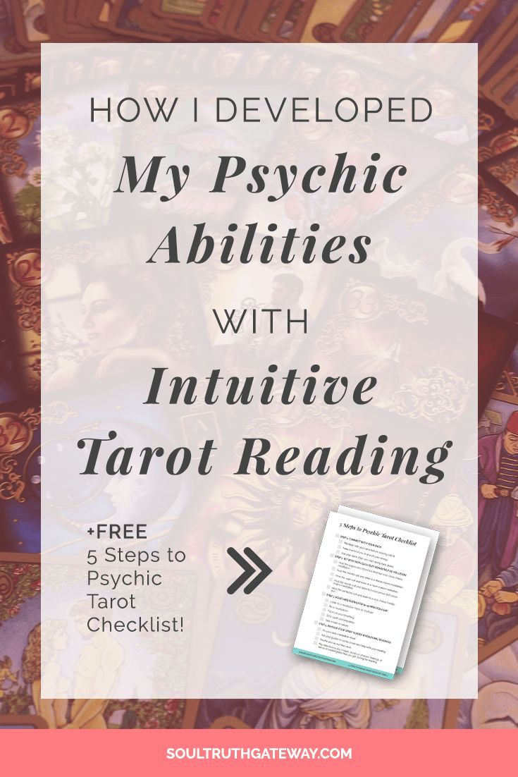 How I Developed My Psychic Abilities with Intuitive Tarot Reading |Intuitive Tarot | Intuitive Tarot Tips | Psychic Tarot | Psychic Development Tips | Psychic Development Learning | Tarot Learning | Tarot Tips#tarot#psychic#soultruthgateway