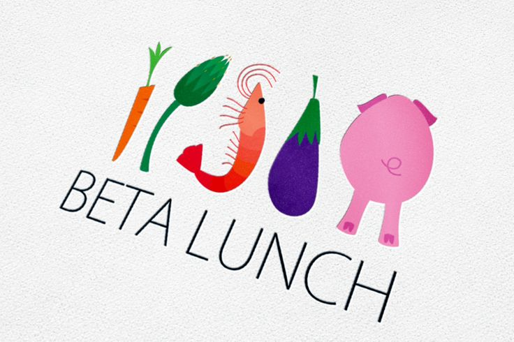 """Check out my @Behance project: """"Lunches Catering Identity"""" https://www.behance.net/gallery/46563195/Lunches-Catering-Identity"""