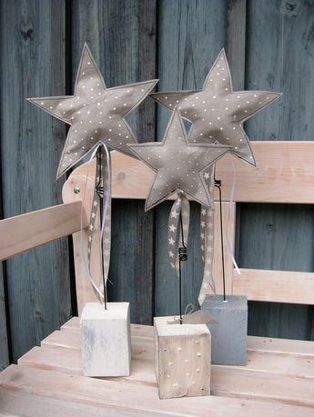 Tolle Sterne aus SnapPap von Snaply - NähLi