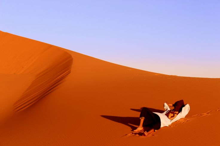 Sahara desert, Morocco 2014, By Arianna Todisco