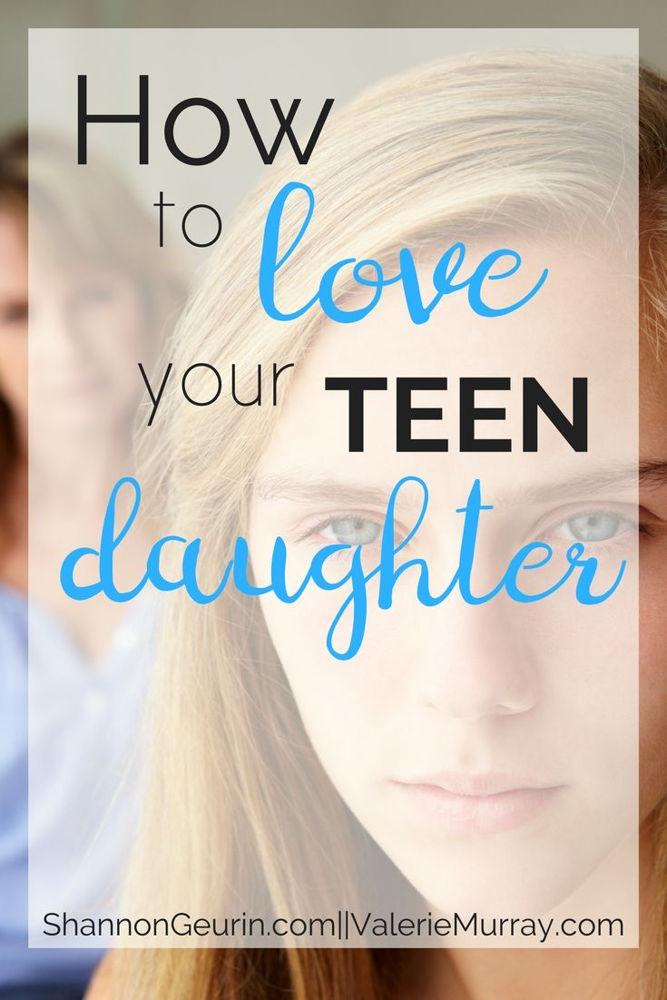 Do you want to have a close relationship with your teen daughter? Here are 5 ways to love your daughter well.