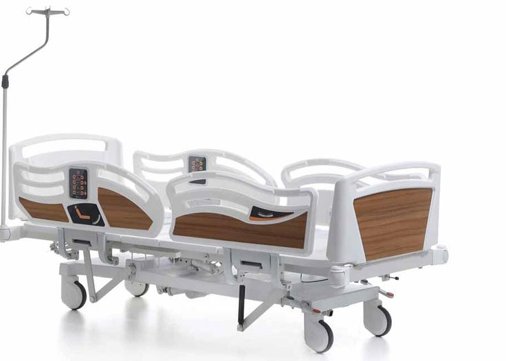 ISIK Hospital Bed with 3 Motors ISFL-3300