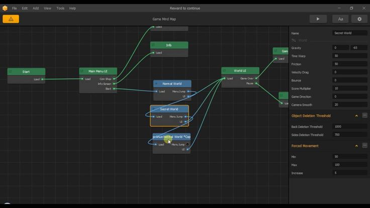 Buildbox- Create another gameplay in other world