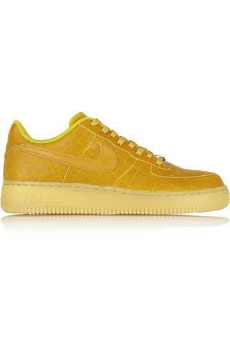 Air Force 1 Milan suede sneakers #sneakers #offduty #covetme #nike