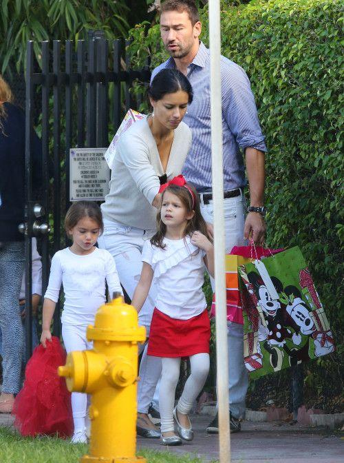 Adriana Lima: Miami Mommy