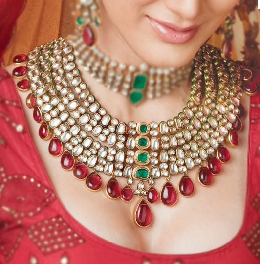 #Indian #jewelry #sonalshah #bridal