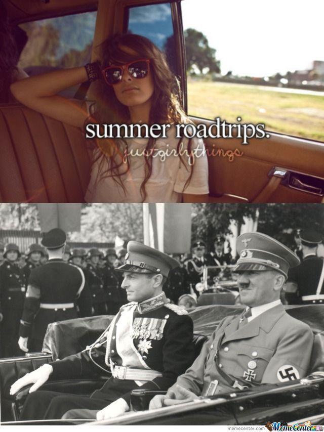 summer roadtrips