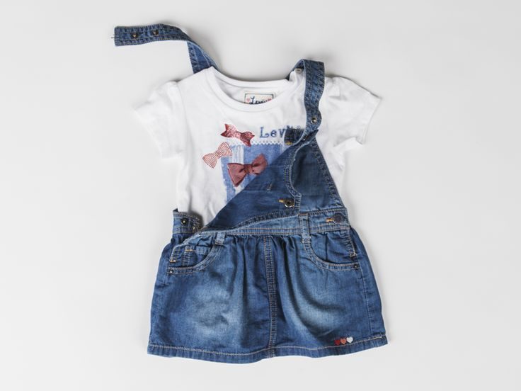 #ss15 #spring #summer #springsummer15 #new #newarrivals #newproduct #onlinestore #online #store #shopnow #kids #kidscollection #levisstrauss #levis #liveinlevis #girls #tshirt #white #samy #dress #jeans #indigo