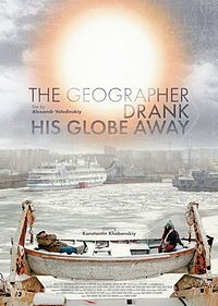 The Geographer Drank His Globe Away--don't let your kids go on a rafting trip with an alkie