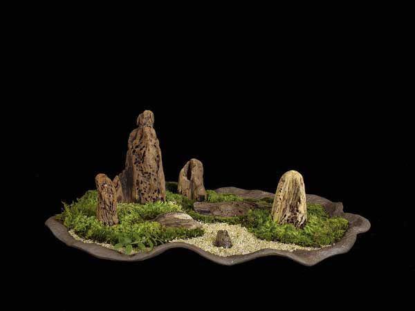 山水盆景-1-1