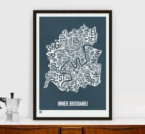 NEW INNER BRISBANE PRINTS OUT NOW!    http://burbia.bigcartel.com/product/inner-brisbane-stormy-grey