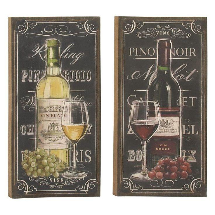 Purple Bowls Wine Bottels Modern Canvas Painting Wall Art: 17 Best Ideas About Wine Wall Art On Pinterest