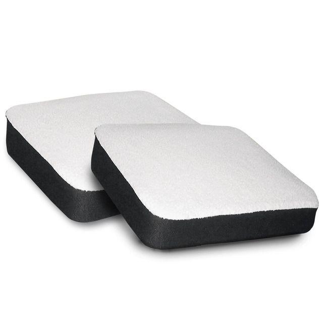 El cojín Dualuxe es un cojín inteligente que hace más cómodo cualquier asiento. Incorpora una tecnología revolucionaria, una combinación de gel y espuma que proporciona un apoyo adicional para hacer más confortable cualquier clase de asiento. Está fabricado con dos capas de espuma de alta densidad que recubren el gel con efecto relajante en el interior. El gel reparte uniformemente el peso del cuerpo para eliminar la presión y reducir su efecto en los músculos y las articulaciones. Es…