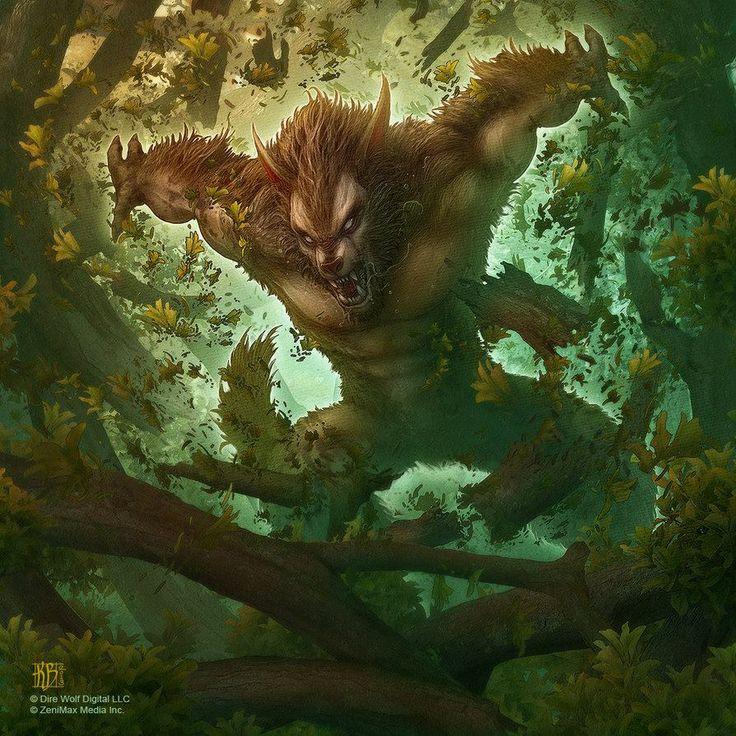 Werewolf...
