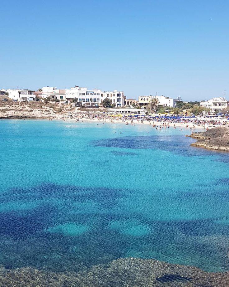 Lampedusa... #lampedusa #landscape #summer #beach #sun #landscape_lovers #sea #igw_skyline #ig_italia