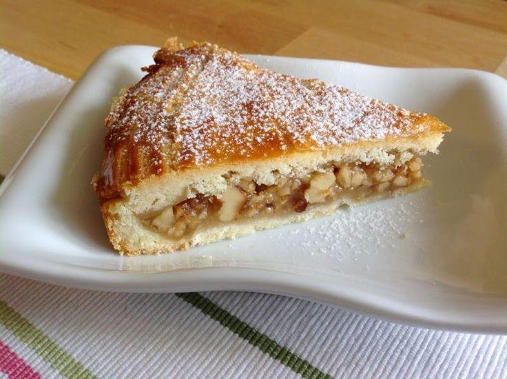 VÍKENDOVÉ PEČENÍ: Ořechový koláč