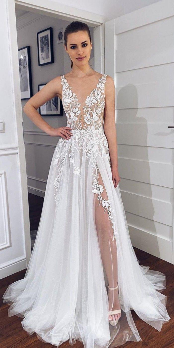 55 Lace Wedding Dresses From Omsebastien Official Wedding Dresses Lace Wedding Dresses Lace Ballgown Wedding Dresses [ 1400 x 700 Pixel ]