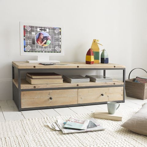Wicked Wood TV Unit | Hercule | Loaf - 475