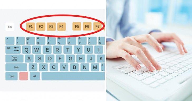 sono persone che fanno un uso tale del pc da pensare di poter ignorare l'esistenza (e la funzione) di certi strani segni sulla tastiera del computer. Eppure ognuna di queste periferiche di input è stata costruita non solo per permetterci di digitare...