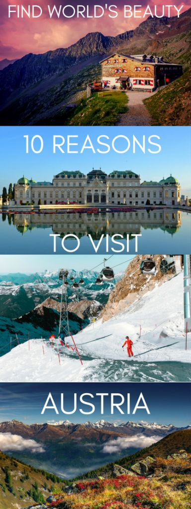 10 reasons to visit Austria – Find World's Beauty