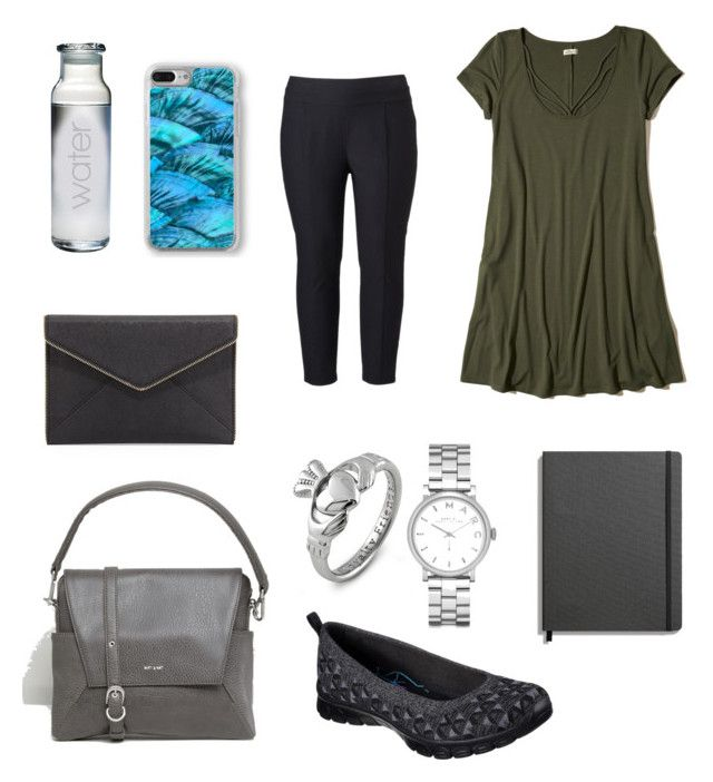 """""""3rd August - Tokyo"""" by becca-niriain on Polyvore featuring Shinola, Rebecca Minkoff, Skechers, Marc by Marc Jacobs, Recover, Matt & Nat, Hollister Co. and Simply Vera"""