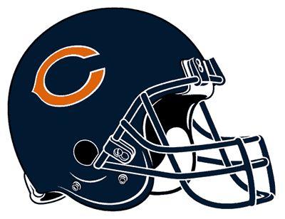 bears helmet logo | Seattle Seahawks at Chicago Bears