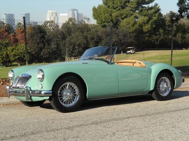MG A For Sale Hemmings Motor News Cars Vroom