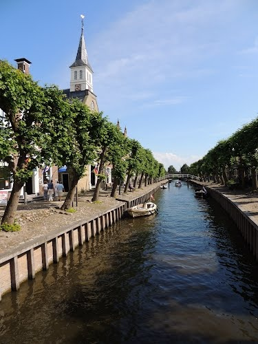 De stad Sloten , elfsteden Stad.