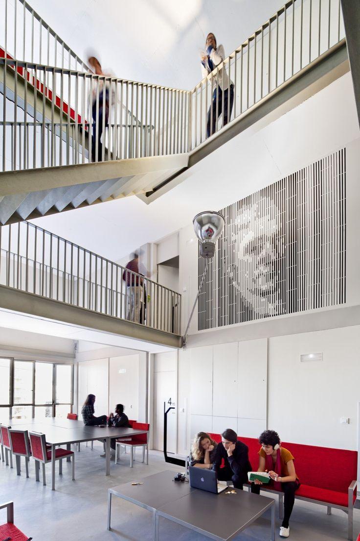 Gallery - University Housing, Gandía / Guallart Architects - 4