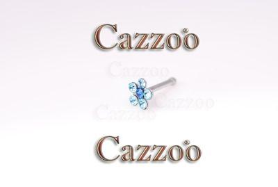 NW142 næse piercing smykker Kirurgisk stål næsepiercing Næsepiercinger smykker studs og bones til næsen fra cazzoo piercing smykker