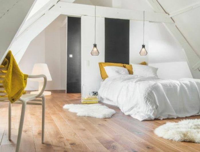 8 besten Chambre sous pente Bilder auf Pinterest   Betten ...