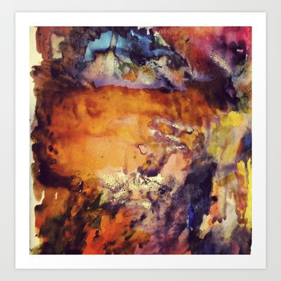 1/3 Art Print by Lucy Claire Nash - $15.60