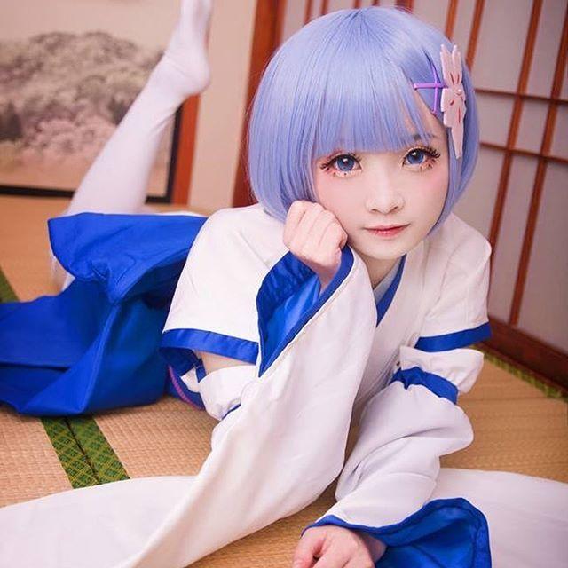 #rem #柚里 #rezerokarahajimeruisekaiseikatsu #rezerostartinglifeinanotherworld