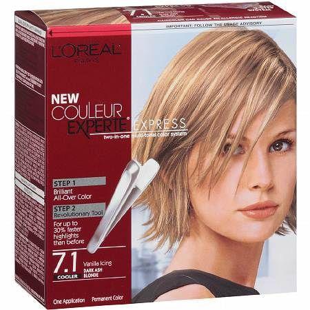 Mer enn 25 unike ideer om loreal hair color chart p pinterest loreal paris couleur experte express easy 2 in 1 color highlights pmusecretfo Images