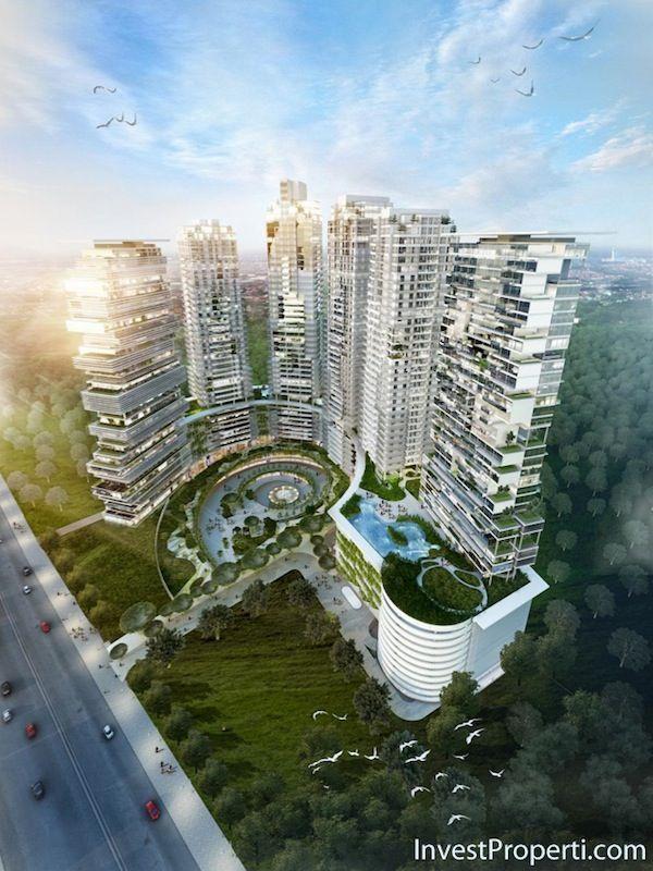 K2 Park Apartment Gading Serpong
