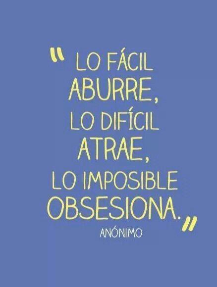 Lo imposible obsesiona (pineado por @pablocoraje)
