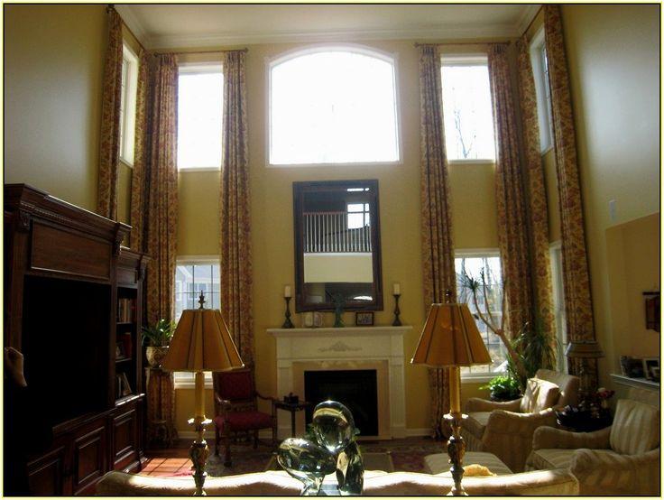 Window Treatment Ideas For Tall Windows - http://behomedesign.xyz/window-treatment-ideas-for-tall-windows/