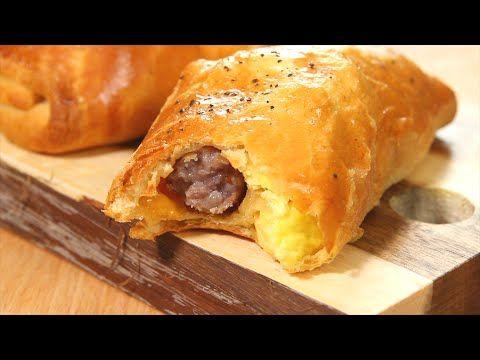 Breakfast Kolaches - YouTube