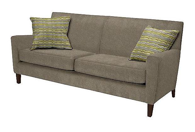 Lark Sofa Gray Mint On One Kings Lane Com Furniture