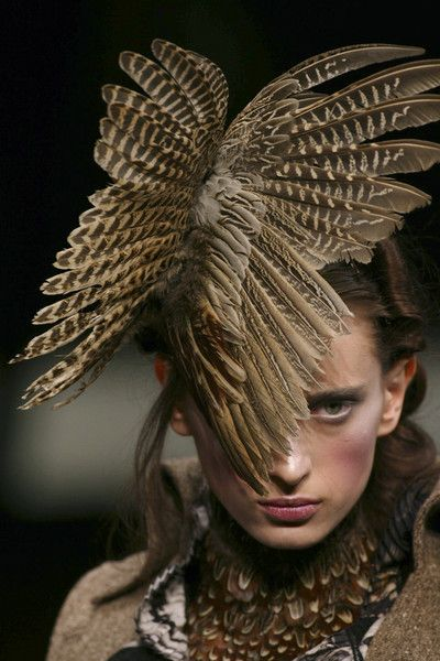 323 best philip treacy hats images on pinterest for Mac alexander mcqueen