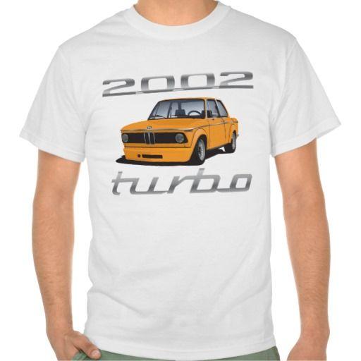 BMW 2002 turbo (E20) DIY orange  #bmw #bmw2002 #bmw2002turbo #bmwe20 #automobile #tshirt #car