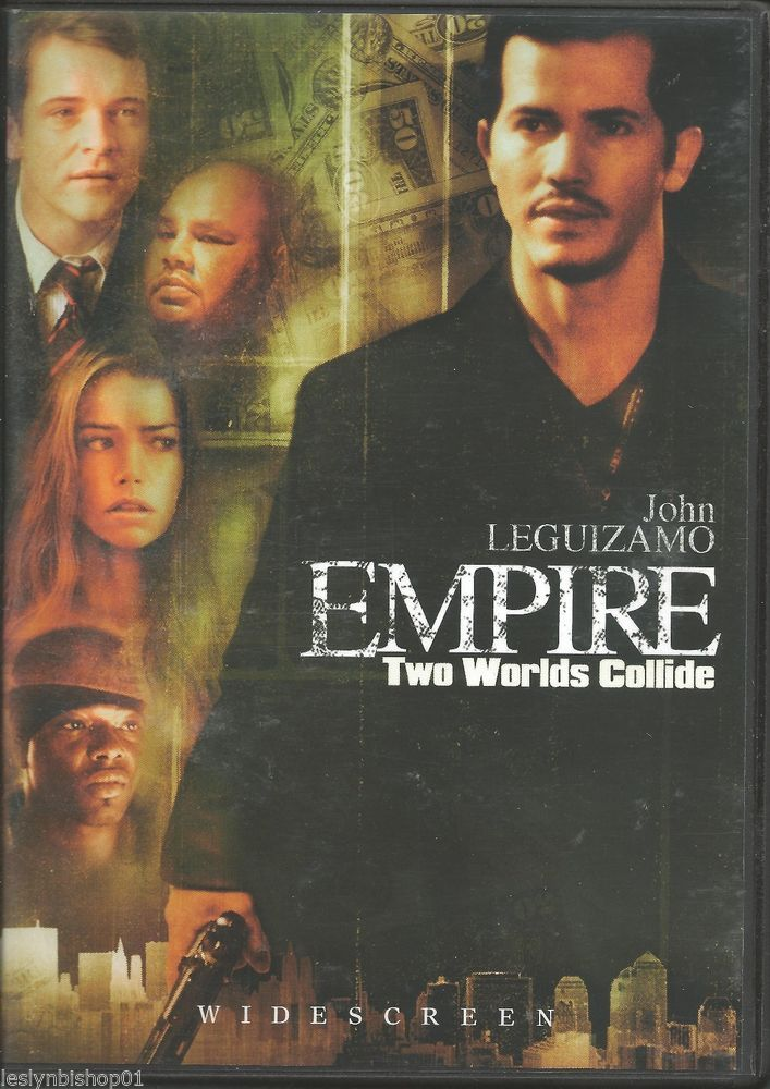 Empire (DVD, 2003) John Leguizamo, Denise Richards Director: Frank Reyes